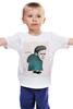 """Детская футболка классическая унисекс """"Фарго / Fargo"""" - кино, фильм, постер, фарго, fargo"""