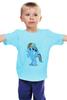 """Детская футболка """"Рэйнбоу Дэш"""" - рисунок, pony, rainbow dash, mlp, пони"""