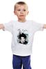 "Детская футболка классическая унисекс ""The Cure"" - музыка, the cure, gothic rock, robert smith, the glove"