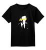 """Детская футболка классическая унисекс """"Мориарти (Шерлок Холмс)"""" - sherlock, moriarty, мориарти, шерлок, шерлок холмс"""