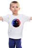 """Детская футболка классическая унисекс """"Vader"""" - арт, star wars, darth vader, starwars, дарт вейдер, звёздные войны"""