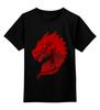 """Детская футболка классическая унисекс """"Игра престолов"""" - сериалы, фэнтези, игра престолов, game of thrones, mother of dragons, мать драконов"""