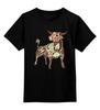 """Детская футболка классическая унисекс """"ЗНАКИ ЗОДИАКА"""" - знаки зодиака, зодиак, гороскоп, телец"""