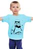 """Детская футболка """"шторм трупер"""" - star wars, звездные войны, stormtrooper, штурмовик"""