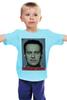 """Детская футболка классическая унисекс """"Свободу Навальному"""" - навальный, свобода, свободу"""