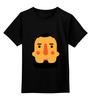 """Детская футболка классическая унисекс """"Борода VII"""" - борода, beard"""