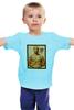 """Детская футболка классическая унисекс """"Тупак Шакур (2pac)"""" - rap, 2pac, тупак, тупак шакур, tupac"""