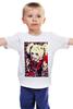 """Детская футболка классическая унисекс """"Harley Quinn"""" - харли квинн, harley quinn"""