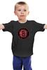 "Детская футболка классическая унисекс ""Brooklyn Nets"" - баскетбол, нба, brooklyn, бруклин нетс, brooklyn nets"
