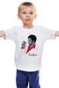 """Детская футболка классическая унисекс """"Тони Монтана (Лицо со Шрамом)"""" - аль пачино, лицо со шрамом, тони монтана, scarface"""