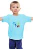 """Детская футболка """"Россия Украина"""" - россия, украина"""