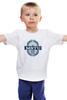 """Детская футболка """"Футболка женская МГТУ им.Баумана"""" - бауманка, bauman mstu, мгту им баумана"""