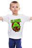 """Детская футболка """"Лизун (Slimer)"""" - охотники за привидениями, ghostbusters, лизун"""