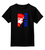 "Детская футболка классическая унисекс ""Putin"" - russia, путин, президент, putin"