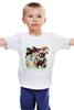 """Детская футболка """"КОНЕДУДЛ """"ЖиЗнЬ КоНнАя"""""""" - лошадь, лошади, кони, дудл, породы лошадей"""