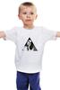 """Детская футболка классическая унисекс """"hush    """" - арт, lana del rey, лана дель рей, хипста"""
