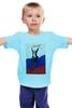"""Детская футболка """"Поклонская"""" - москва, россия, путин, крым, поклонская"""