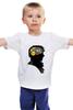 "Детская футболка ""Шерлок Френология"" - bbc, sherlock, шерлок, шерлок холмс"