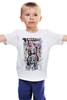 "Детская футболка ""Kurt Cobain"" - nirvana, kurt cobain, курт кобейн"