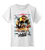 """Детская футболка классическая унисекс """"Arnold Schwarzenegger"""" - the last stand, the terminator, арнольд шварценеггер, терминатор, arnold schwarzenegger"""