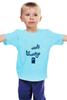 "Детская футболка классическая унисекс ""Tardis (Тардис)"" - doctor who, доктор кто, тардис"