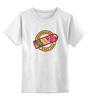 """Детская футболка классическая унисекс """"Ховерборд (Назад в будущее)"""" - hoverboard, назад в будущее, ховерборд, back to the future"""