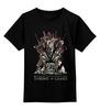 """Детская футболка классическая унисекс """"Престол Игр"""" - игры, геймер, игра престолов, throne of games"""
