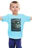 "Детская футболка ""Хэнкок / Hancock"" - уилл смит, will smith, kinoart, hancock, хэнкок"