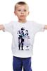 """Детская футболка классическая унисекс """"DOROTHY POLICE SEARCH"""" - арт, граффити, street art, стрит-арт"""