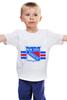 "Детская футболка ""Нью-Йорк Рейнджерс "" - хоккей, nhl, нхл, new york rangers, нью-йорк рейнджерс"