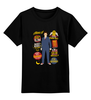 """Детская футболка классическая унисекс """"Doctor Who """" - doctor who, tardis, доктор кто, теннант, тардис"""