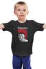 "Детская футболка классическая унисекс ""The Exploited"" - anarchy, анархия, панк рок, punks not dead, the exploited"