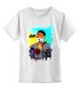 """Детская футболка классическая унисекс """"Борода Моряк byEVA.ru"""" - тату, борода, sailor, моряк"""
