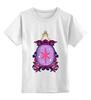 "Детская футболка классическая унисекс ""My Little Pony - герб Twilight Sparkle (Искорка)"" - mlp, пони, герб, твайлайт спаркл"