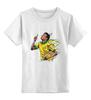 """Детская футболка классическая унисекс """"Неймар футболист"""" - футбол, barcelona, барселона, испания, fcb, бразилия, неймар, neymar"""