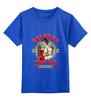 """Детская футболка классическая унисекс """"Balboa's Boxing Club"""" - бокс, боксер, сталлоне, чемпион, рокки"""