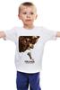 """Детская футболка классическая унисекс """"Безумный Макс (Mad Max)"""" - фильмы, mad max, безумный макс, погони"""