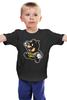 """Детская футболка """"Супер Марио"""" - batman, супергерой, денди, супер марио, super mario bros"""