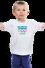 """Детская футболка """"Olympic Champion"""" - olympic games, sochi 2014, сочи 2014, олимпийские игры"""