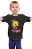 """Детская футболка """"Let's eat!!! (Five Nights at Freddy's)"""" - пять ночей у фредди, five nights at freddy's"""