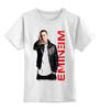 """Детская футболка классическая унисекс """"Eminem"""" - rap, eminem, эминем, shady"""