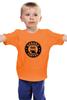 """Детская футболка классическая унисекс """"Banana Coffee (Minion)"""" - кофе, banana, миньон, гадкий я, банана"""