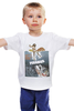 "Детская футболка классическая унисекс ""Piranha / Пираньи"" - девушки, рыбы, piranha, kinoart, пираньи"