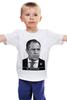 """Детская футболка классическая унисекс """"Mr Minister"""" - россия, russia, лавров, lavrov, weloverov"""