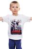"""Детская футболка """"Fast & Furious / Форсаж"""" - авто, форсаж, тачки, вин дизель, пол уокер"""