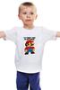 """Детская футболка """"I'M FROM THE OLDSCHOOL"""" - олдскул, nintendo, oldschool, mario, марио"""