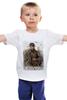 """Детская футболка """"И спать хочется... и Родину жалко..."""" - 23 февраля, россия, путин, военная, патриотические футболки"""