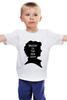 """Детская футболка классическая унисекс """"Шерлок Холмс (Sherlock Holmes)"""" - сериал, sherlock, sexy, шерлок холмс, умный, brainy"""