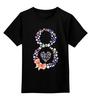 """Детская футболка классическая унисекс """"8 марта! (Бриллианты)"""" - 8 марта, женский день"""