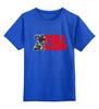 """Детская футболка классическая унисекс """"Full Mounth"""" - ufc, mma, единоборства, брутал, бой"""